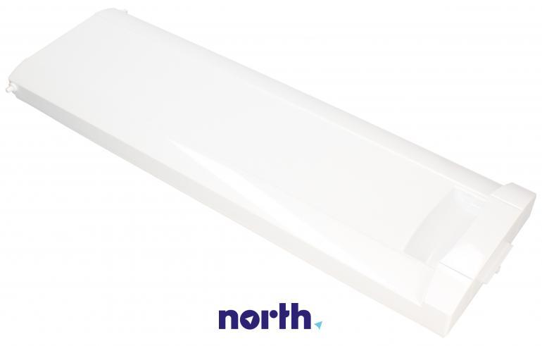 Drzwiczki kompletne zamrażarki górnej do lodówki Smeg 696133684,0