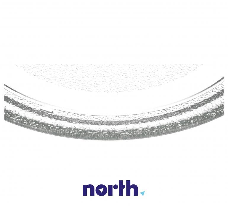 Talerz szklany 24.5cm do mikrofalówki Beko 9197024169,1