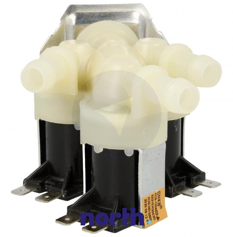 Elektrozawór potrójny do pralki LG 5221EN2003D,5
