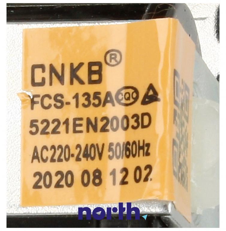 Elektrozawór potrójny do pralki LG 5221EN2003D,6