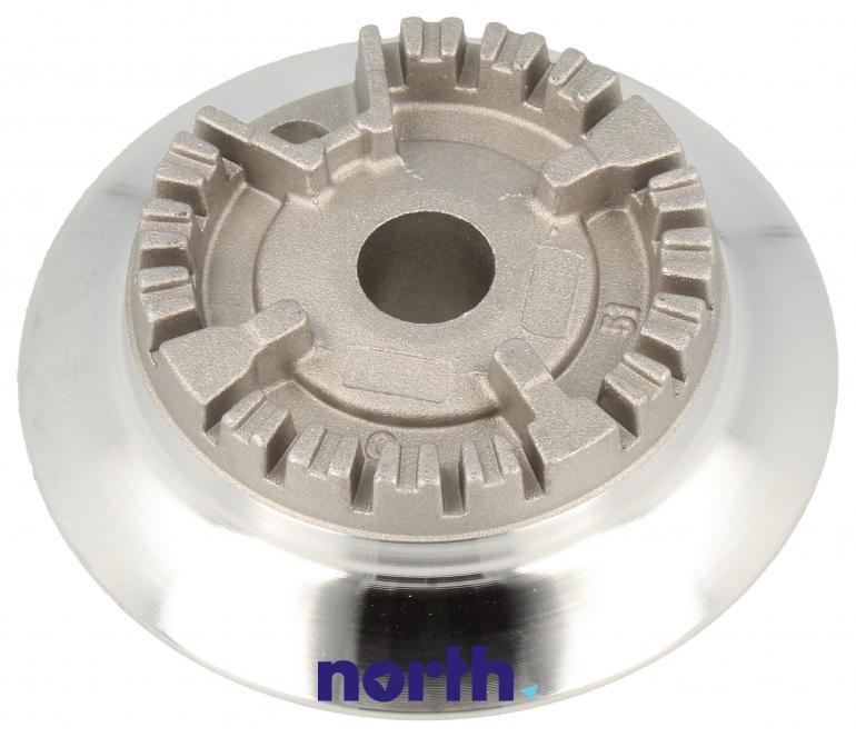 Korona małego palnika (kołpak) do kuchenki Indesit 482000027126,1