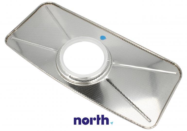 Filtr metalowy płaski do zmywarki Bosch 00365039,2