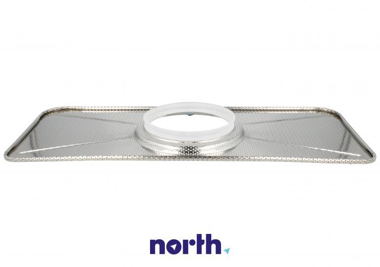 Filtr metalowy płaski do zmywarki Bosch 00365039,3