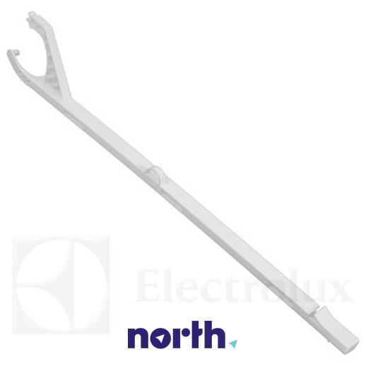 Prawy wspornik frontu do lodówki Electrolux 2231123049,1