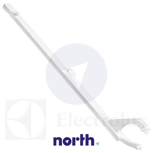 Prawy wspornik frontu do lodówki Electrolux 2231123049,2