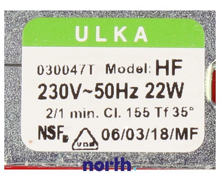 Pompa ciśnieniowa 22W 230V Ulka do ekspresu Saeco HF 996530008003,3