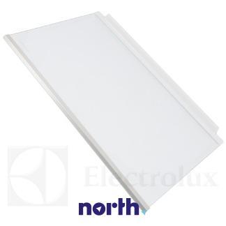 Półka szklana z ramkami do komory chłodziarki do lodówki AEG 2651041077,1