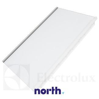 Półka szklana z ramkami do komory chłodziarki do lodówki AEG 2651041077,2