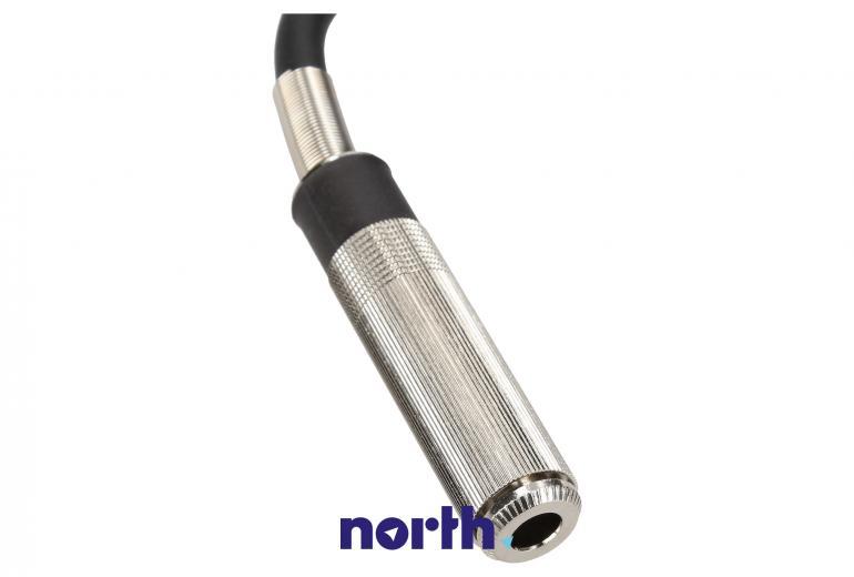 Adapter XLR - Jack 6,3mm mono,1