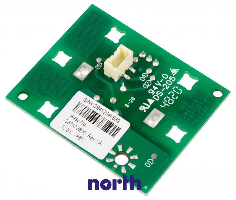 Płytka elektroniczna pokrętła do piekarnika AEG 3876738000,2