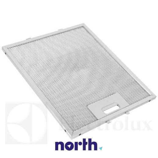 Filtr przeciwtłuszczowy kasetowy 28x23cm do okapu AEG 4055101671,1