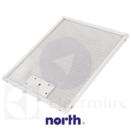 Filtr przeciwtłuszczowy kasetowy 28x23cm do okapu AEG 4055101671,2