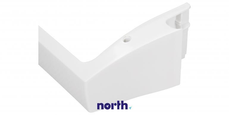 Front półki dolnej na drzwi chłodziarki do lodówki Liebherr 743709400,2