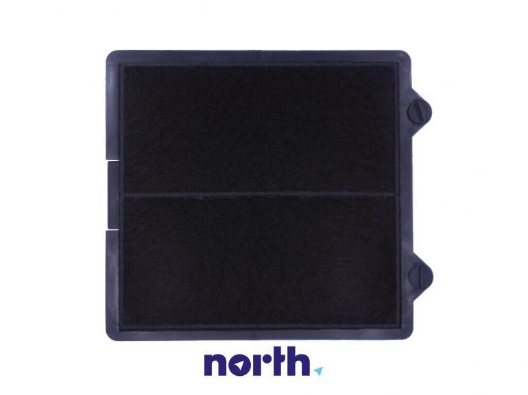 Filtr węglowy prostokątny 00703134 do okapu Siemens 27.8x24.6cm,0
