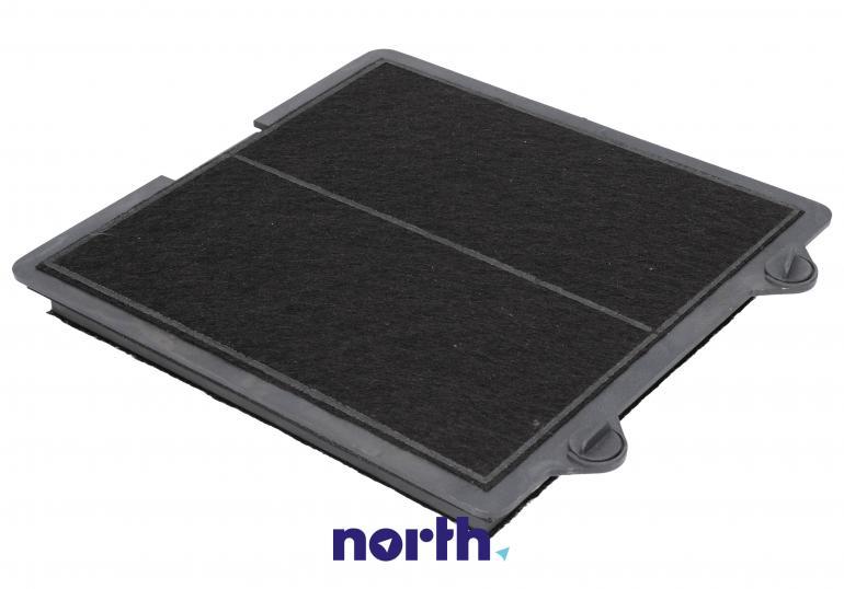 Filtr węglowy prostokątny 00703134 do okapu Siemens 27.8x24.6cm,1