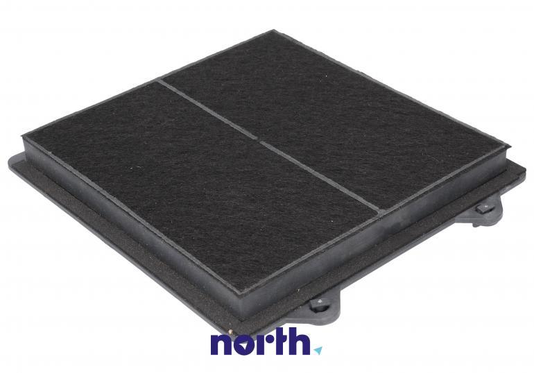 Filtr węglowy prostokątny 00703134 do okapu Siemens 27.8x24.6cm,2