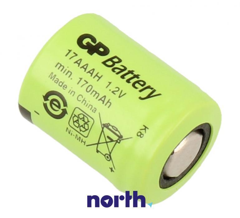 Akumulatorek AAA GP17AAAH GP,0