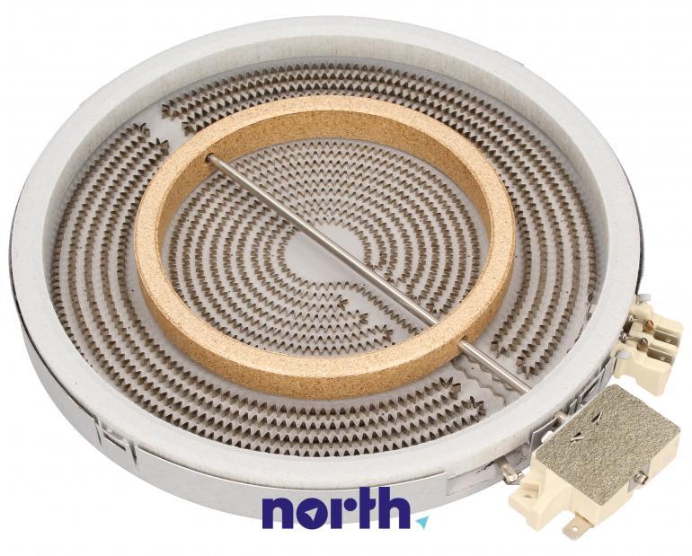 Podwójne pole grzejne (2200W/750W) do płyty grzewczej Seppelfricke HiLight 1051211004,0
