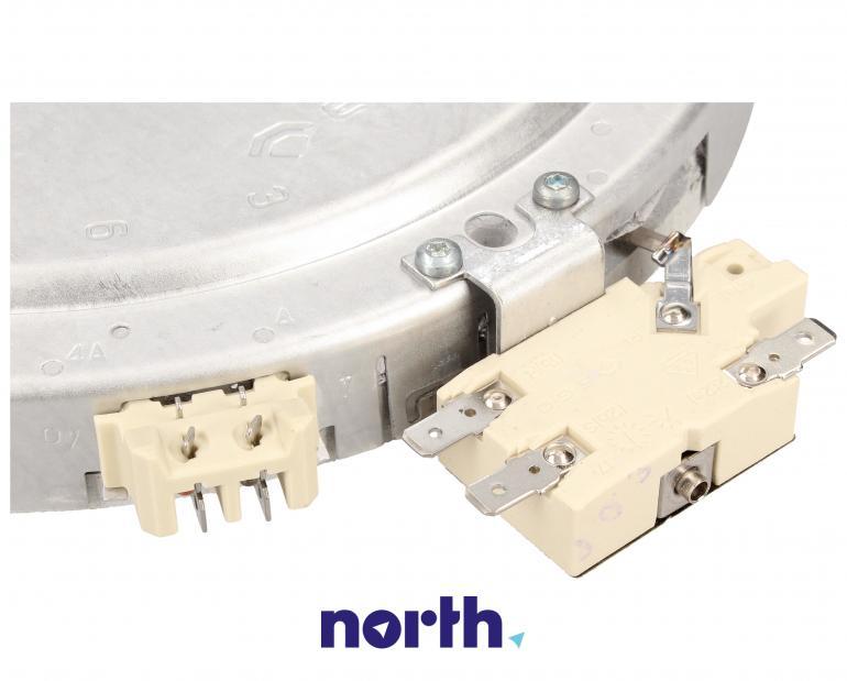 Podwójne pole grzejne (2200W/750W) do płyty grzewczej Seppelfricke HiLight 1051211004,2