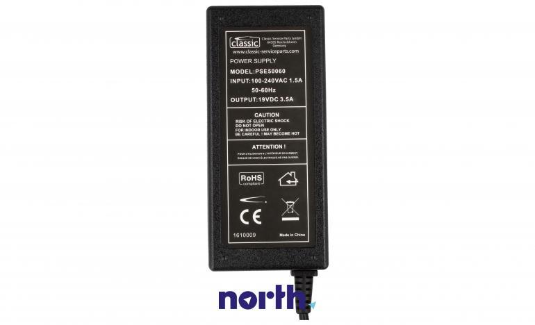Ładowarka z kablem zasilającym do laptopa HP PSE50060EU,2