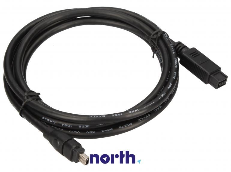 Kabel FireWire 9pin na 4pin 2m,0