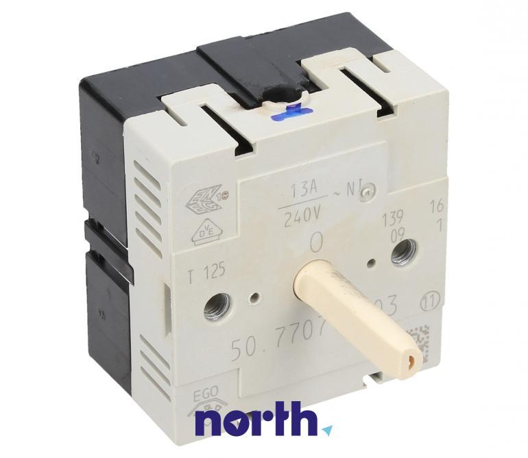 Przełącznik temperatury do płyty ceramicznej Electrolux 3890824034,0