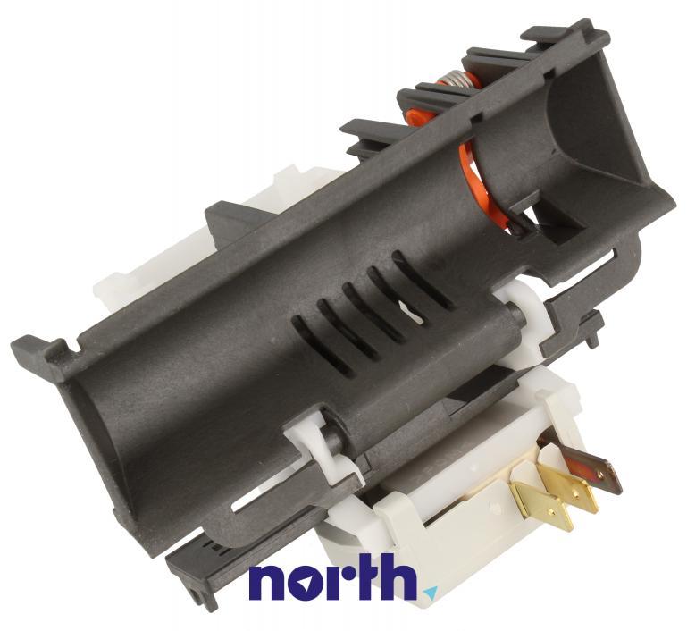 Zamek elektromagnetyczny drzwi z włącznikiem do zmywarki Bosch 00183935,2