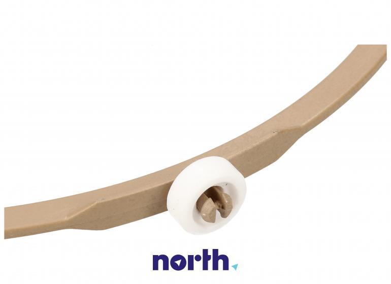 Pierścień obrotowy z rolkami 23cm do mikrofalówki Electrolux 4055108981,1