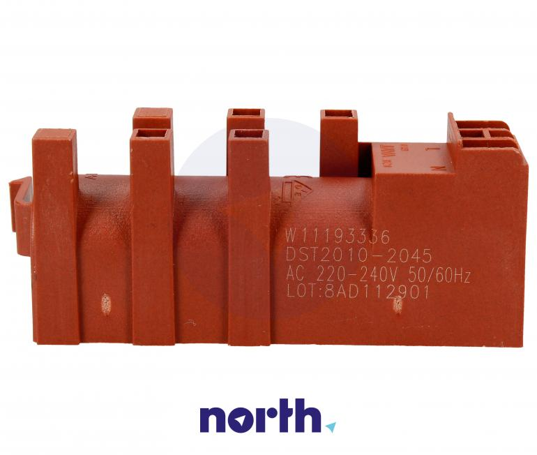 Generator iskrownika do płyty gazowej Whirlpool 480121104525,3