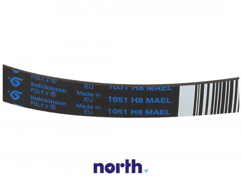 Pasek napędowy elastyczny do pralki Indesit C00074218,1