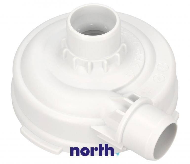 Obudowa turbiny pompy myjącej do zmywarki Bosch 00481562,0