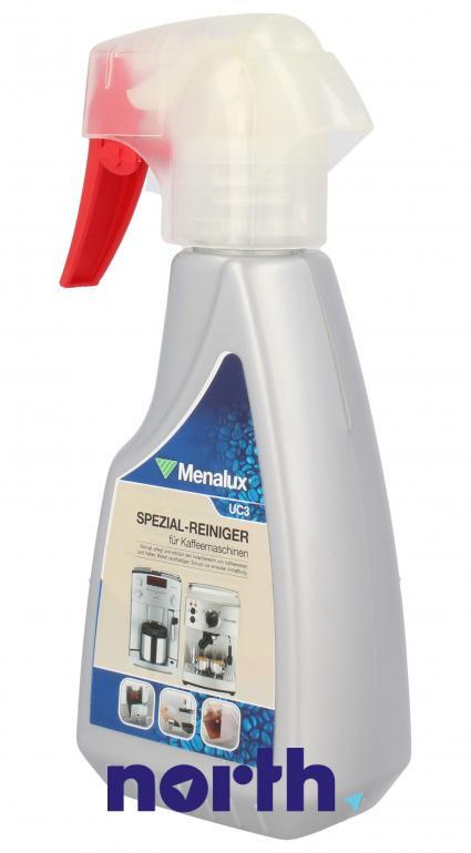 Spray do czyszczenia 250ml do ekspresu ELECTROLUX / AEG 9001666073,0