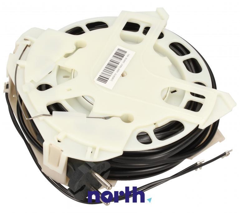 Zwijacz kabla z kablem zasilającym i wtyczką do odkurzacza Tornado 2198347375,0