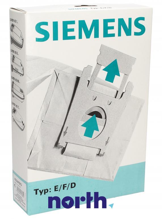 Worki E/F/D 5szt. do odkurzacza Siemens,1