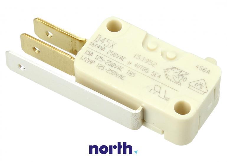 Mikroprzełącznik do zmywarki Bosch 00187205,0