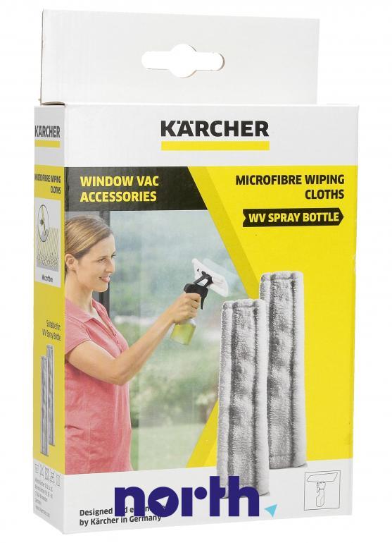 Pad z mikrofibry do myjki do okien Karcher 2.633-100.0,0