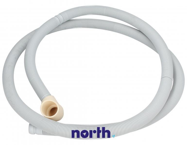 Wąż odpływowy 30/18mm 2m do zmywarki Bosch 00483560,0