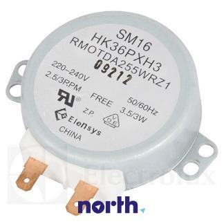 Silnik napędowy talerza do mikrofalówki AEG 4055104931,2