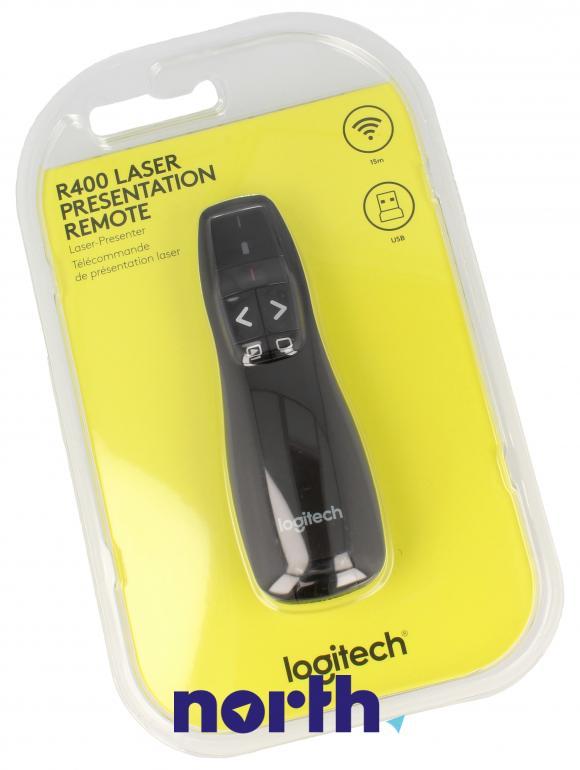 Wskaźnik laserowy LOGITECH 910001356,0