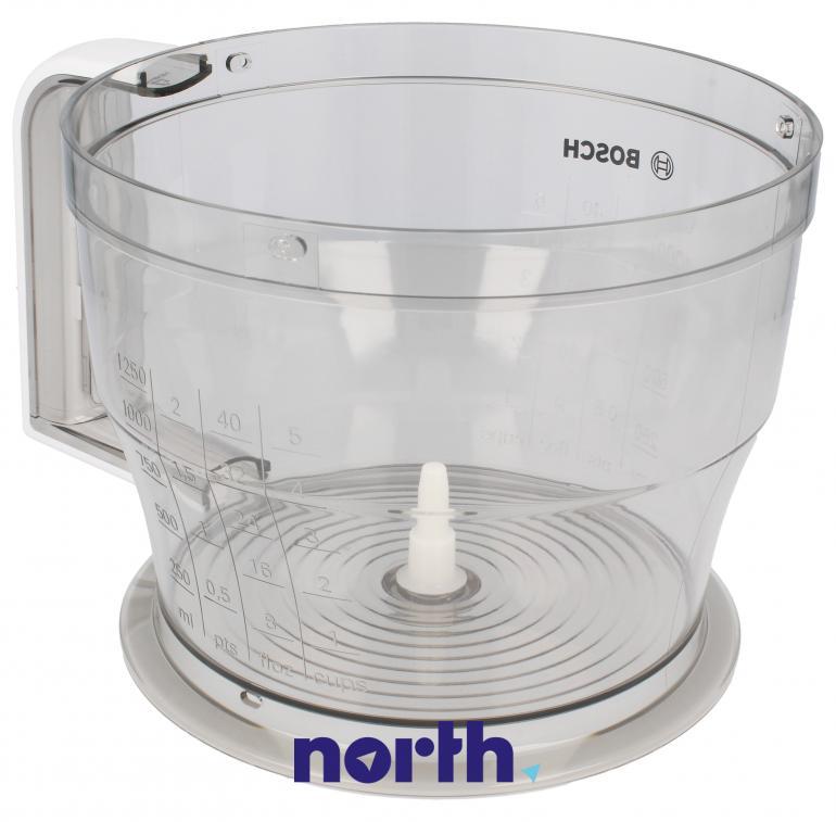 Pojemnik malaksera do robota kuchennego Bosch 00703353,0