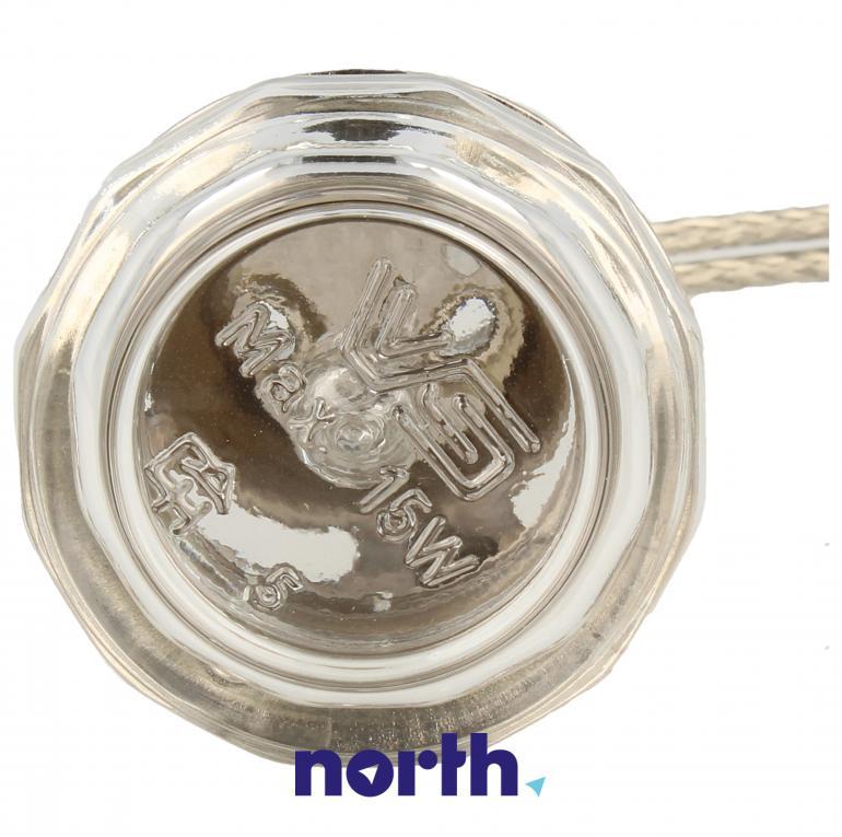 Kompletna lampka halogenowa do piekarnika AEG 3155570009,2