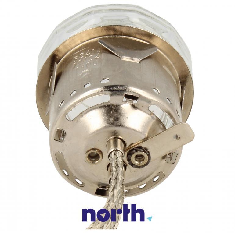 Kompletna lampka halogenowa do piekarnika AEG 3155570009,3