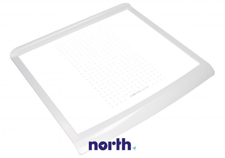 Półka szklana nad pojemnikiem na warzywa 42.5x37 do lodówki LG ACQ31570907,0