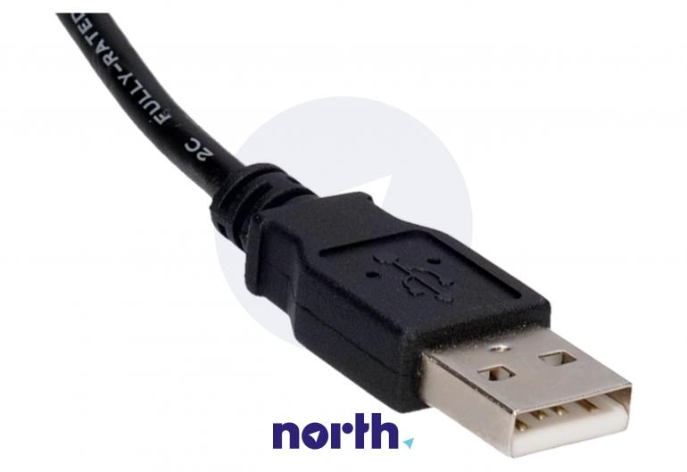 Kabel USB A 2.0 - USB B 2.0 micro COM,2