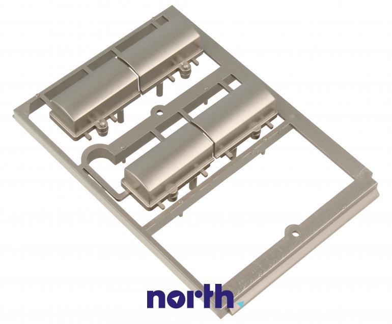 Przyciski panelu sterowania do mikrofalówki AEG 50280506002,0