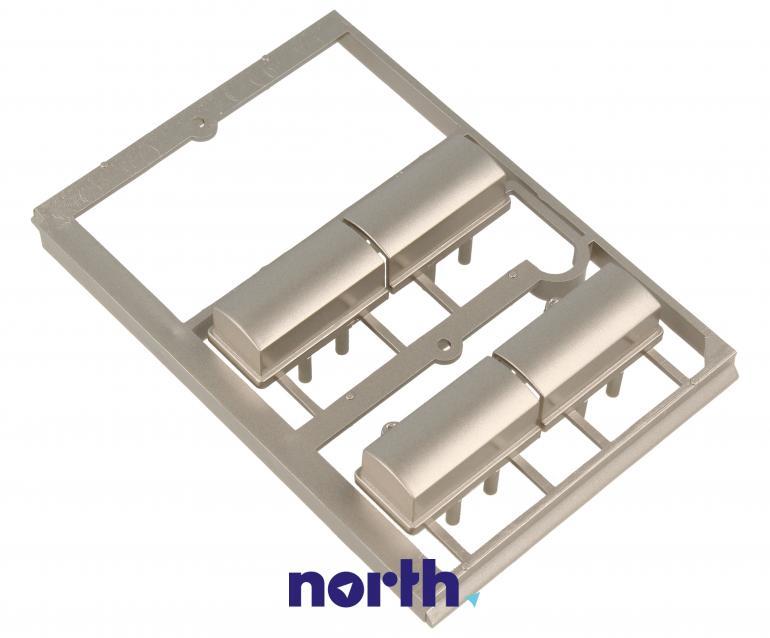Przyciski panelu sterowania do mikrofalówki AEG 50280506002,1