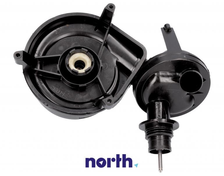 Obudowa silnika pompy myjącej do zmywarki Electrolux 4071340840,0