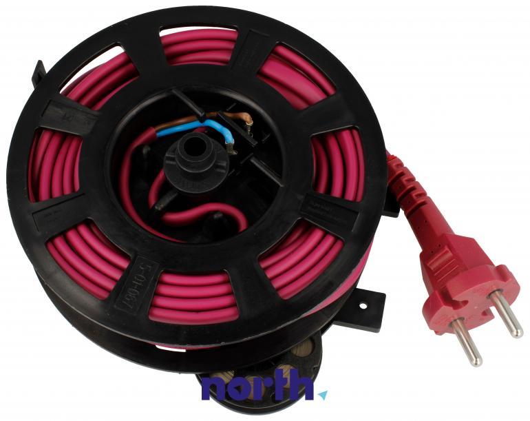 Zwijacz kabla z kablem zasilającym i wtyczką do odkurzacza Hoover 48002622,0