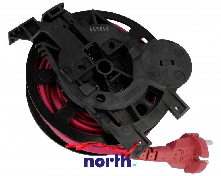 Zwijacz kabla z kablem zasilającym i wtyczką do odkurzacza Hoover 48002622,1