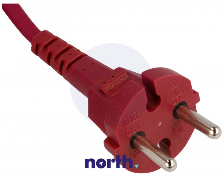 Zwijacz kabla z kablem zasilającym i wtyczką do odkurzacza Hoover 48002622,4